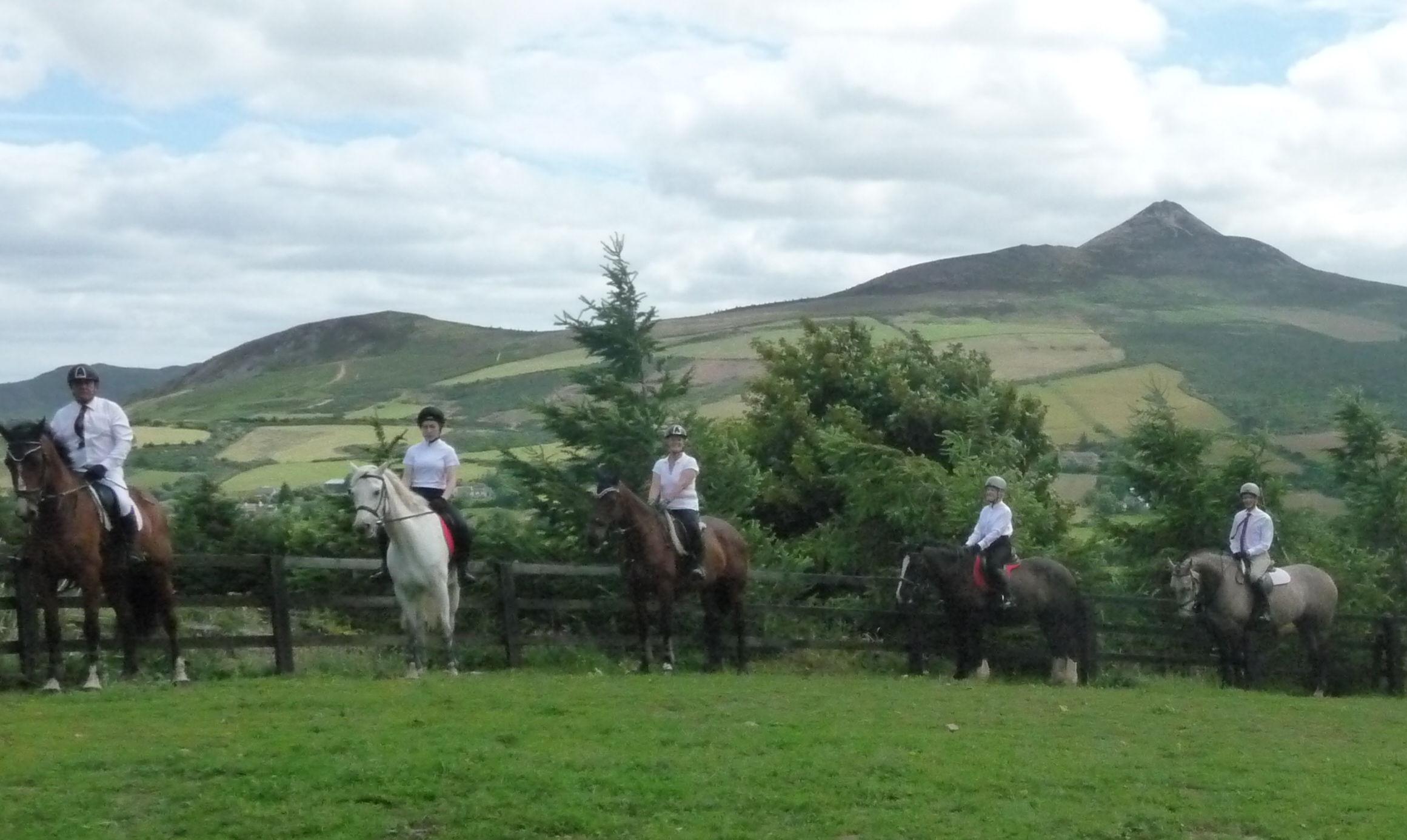 WIcklow Horse Riding lessons